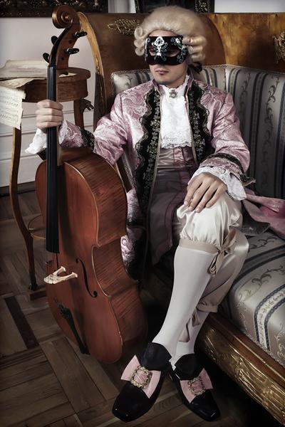 Женский костюм барокко доставка